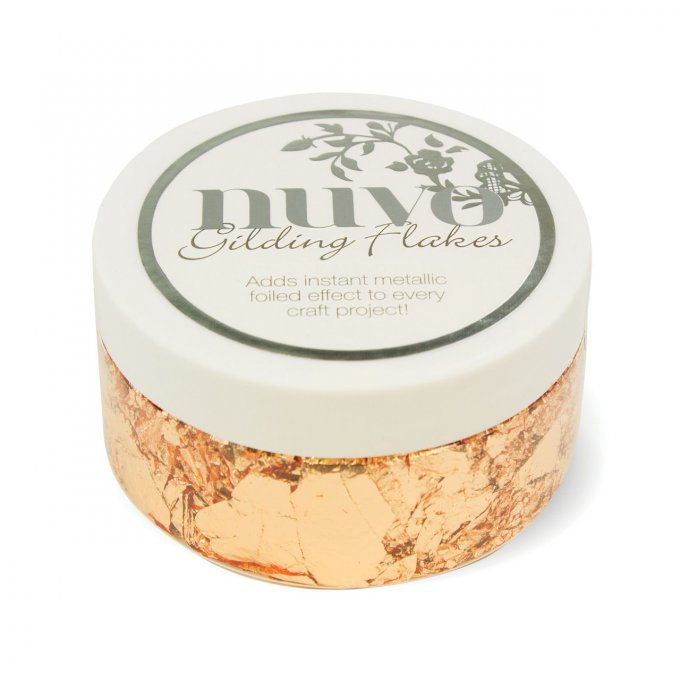 Nuvo flakes Copper