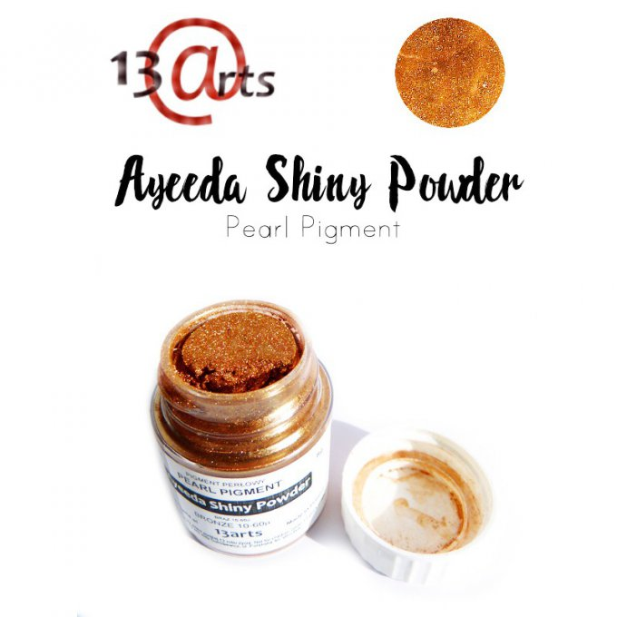 Ayeeda Shiny Powder - Bronze
