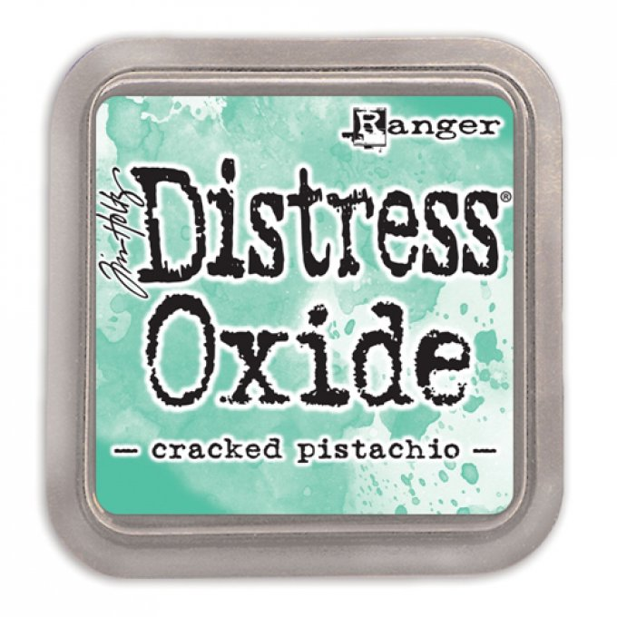 Distress Oxide Crack pistachio