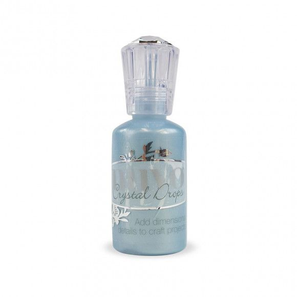 Tonic Nuvo crystal drops 30ml wedgwood blue