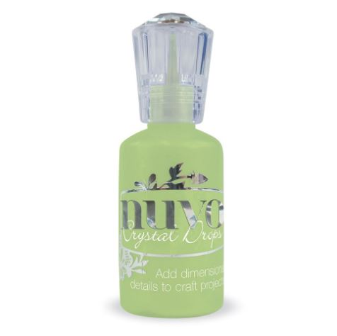 Tonic Nuvo crystal drops 30ml apple green