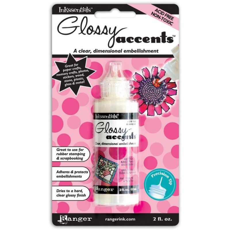 Glossy Accent Transparent 59ml