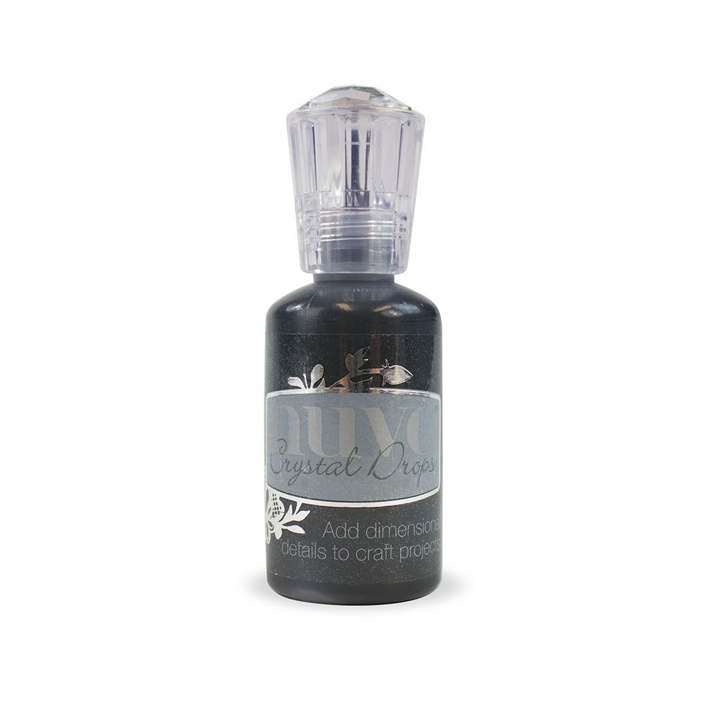 Tonic Nuvo crystal drops 30ml ebony black