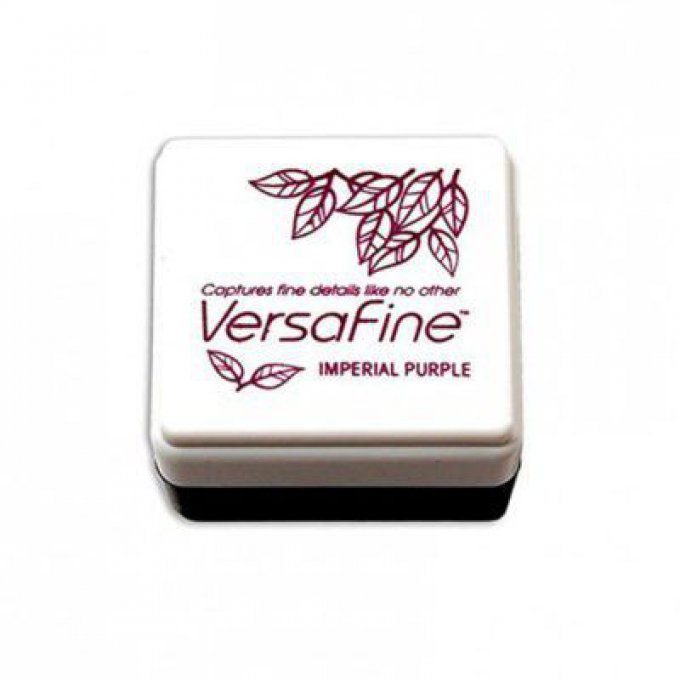 Versafine Crimson Red - petit pad