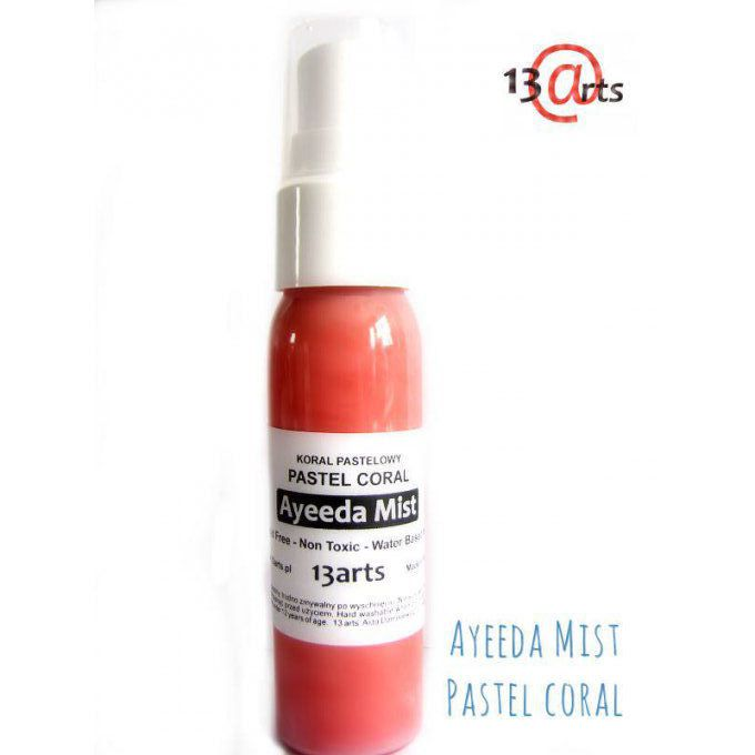 Pastel Coral 13@rts
